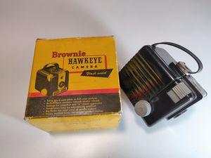 Vintage Camera - Brownie Hawkeye for Sale in Kent, WA