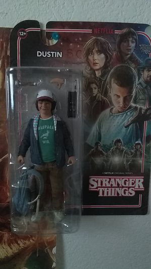 Stranger things (Dustin) action figure for Sale in Antioch, CA