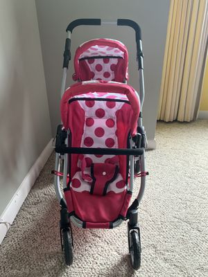 Dolls stroller like new for Sale in Deerfield, IL