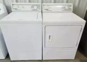 SpeedQueen Heavy Duty Washer and Dryer for Sale in Dallas, TX