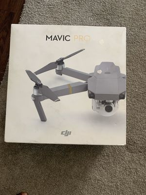 Mavic Pro DJI Drone for Sale in Dallas, TX