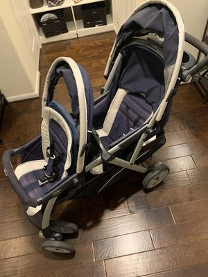 Chico double stroller for Sale in Spring, TX