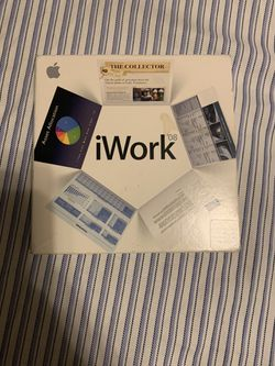 iWork '08 for Sale in Brookhaven,  NY