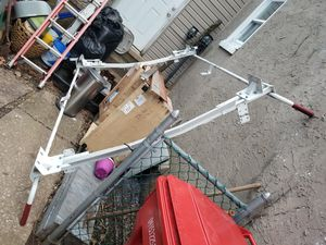 Rack for ladder for Sale in East Norriton, PA