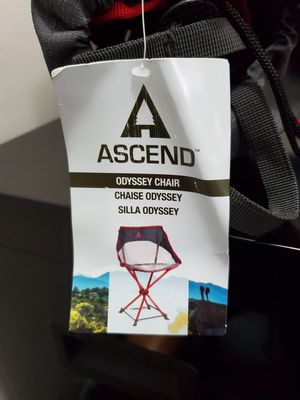 4 folding chairs w/carrying bag for Sale in Chino, CA