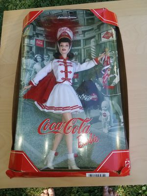 COCA COLA BARBIE for Sale in Independence, OH