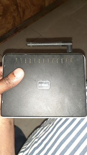 D LINK ROUTER BOARD BAND FAST ACCESS for Sale in Pembroke Park, FL