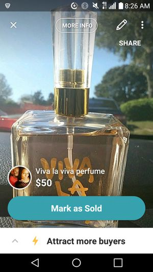 Ladies perfume viva la viva for Sale in Lake Wales, FL