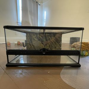 Exo-Terra Terrarium for Sale in Monterey Park, CA