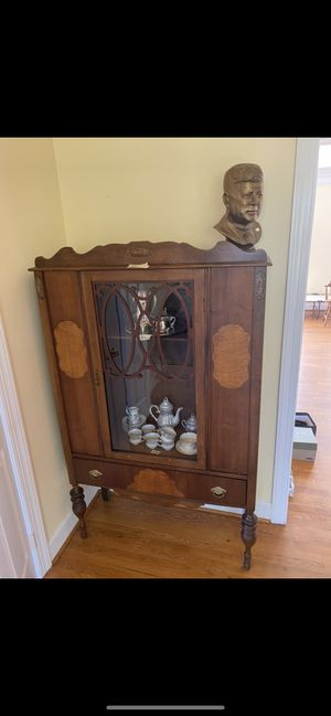 Antique cabinet for Sale in North Potomac, MD