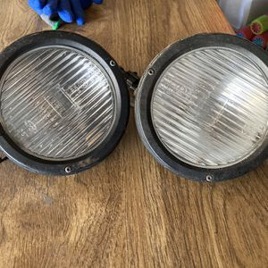 Jeep Wrangler Tj Floodlights Original for Sale in Chicago, IL
