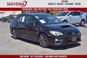 2017 Subaru WRX for Sale in Los Banos, CA
