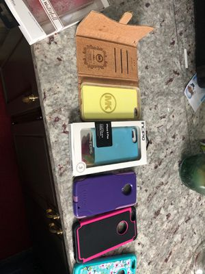 Michael Kors phone case and Otter box case and more for Sale in Sanford, NC