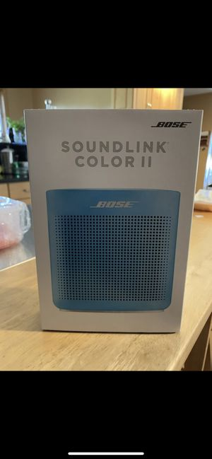 NEW Bose SoundLink Bluetooth Speaker for Sale in Dearborn, MI