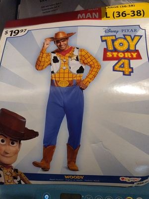 Brand New Woody costume for Sale in Bartow, FL