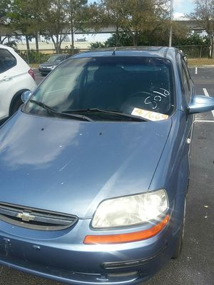 2007 Chevy aveo for Sale in Tampa, FL