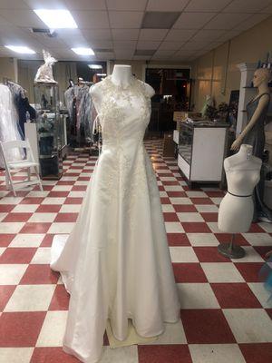 Exquisite Wedding Dress 75%OFF for Sale in Riverside, CA