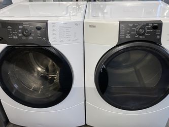 KENMORE XL CAPACITY WASHER DRYER ELECTRIC SET for Sale in Vancouver,  WA