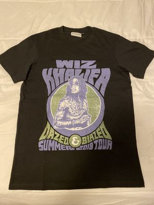 Wiz Khalifa 2018 Tour Shirt *Limited* for Sale in The Bronx, NY