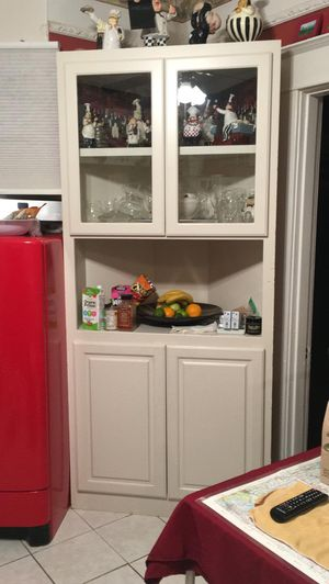 Very nice sturdy kitchen cabinet for Sale in Portland, OR