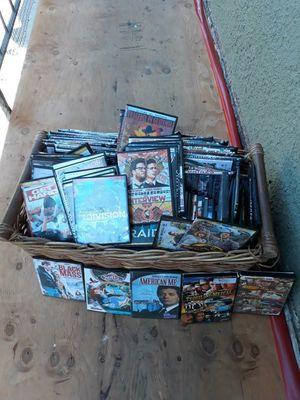 Movies bundle for Sale in Watsonville, CA
