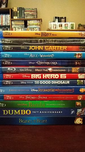 Disney Blu-rays for Sale in Anaheim, CA