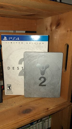 Destiny 2 Limited Edition for PS4 for Sale in Laurel, MD