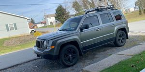 2014 Jeep Patriot Latitude 4x4 for Sale in Ebensburg, PA