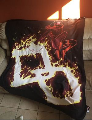 Daredevil blanket for Sale in Melbourne, FL
