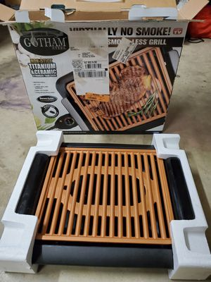 Smokeless grill for Sale in Bakersfield, CA