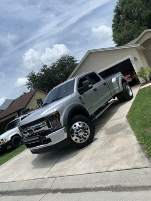 Ford F450 STX FX4 1 owner from New! for Sale in Lakeland, FL