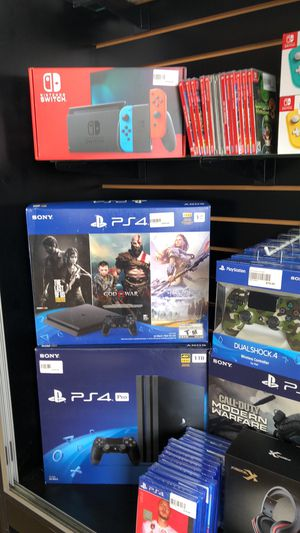 PS4 & PS4 Pro with financing for Sale in Cypress, CA