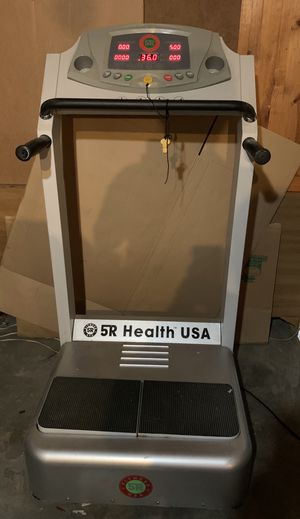 5R Health Whole Body Vibration Machine for Sale in Los Angeles, CA