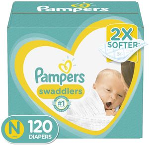 Diapers Pampers Size Newborn for Sale in Medley, FL