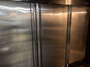 3 door freezer for Sale in Atlanta, GA