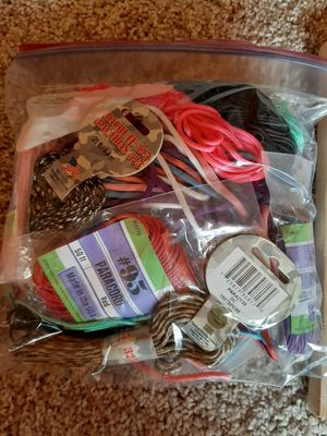 Paracord Bundle for Sale in Overgaard, AZ