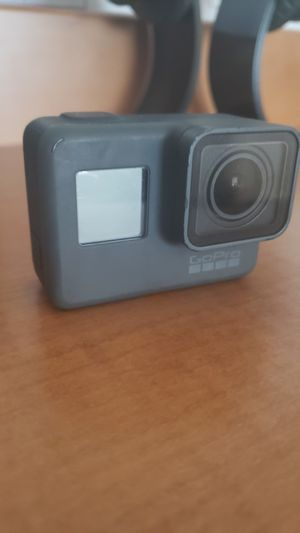 Gopro Hero 6 Black 4k for Sale in Middletown, PA