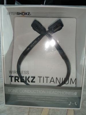 Trekk Wireless Sport Bluetooth headphones... for Sale in Lynn, MA