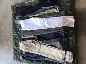 Boys Levi's jeans size 27 , 28 for Sale in San Diego, CA
