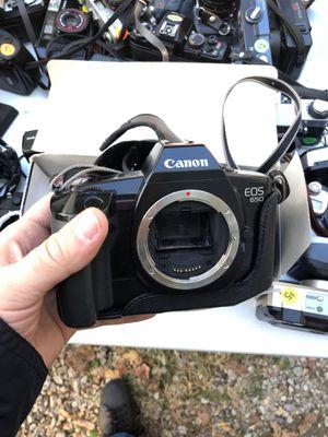 Canon eos rebel gii camera film 35mm no lens for Sale in Collinsville, IL