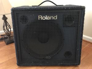 Roland KC550 professional keyboard/instrument amplifier $300 OBO for Sale in Stafford, VA