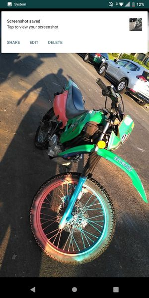 Dirt bike for sale for Sale in Los Angeles, CA