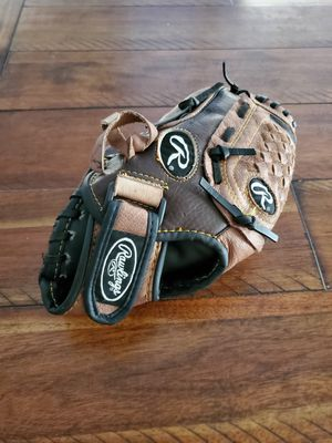 "Rawlings Playmaker Series 10.5"" Leather KIDS Baseball Mitt for Sale in Land O' Lakes, FL"
