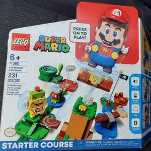 New Lego Super Mario Starter Set 71360 for Sale in St. Petersburg, FL