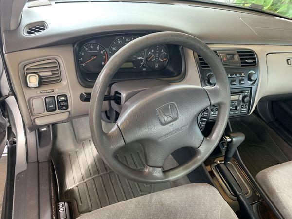 2002 Honda Accord 4 cylinder