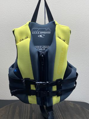 O'NEILL – Water Sports Life Jacket Child for Sale in Clackamas, OR