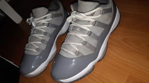 Cool grey 11s lowtop for Sale in Los Angeles, CA