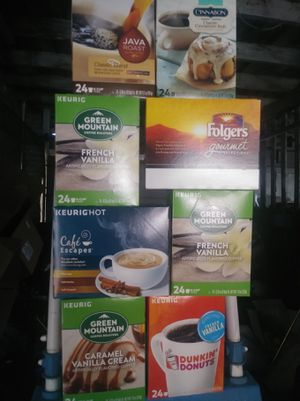 Kcups for Sale in Cleveland, OH