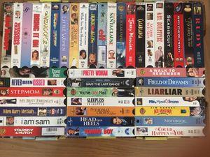 VHS Movies (84) - Wide Variety for Sale in Eden Prairie, MN