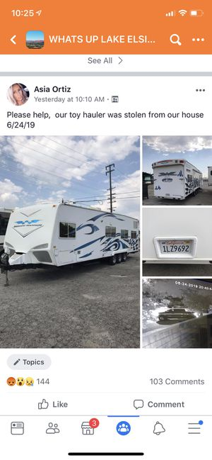 Weekend warrior for Sale in Placentia, CA